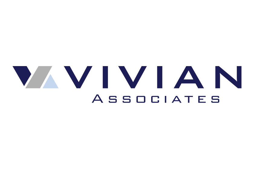 Vivian Associates branding by Hillier Consulting