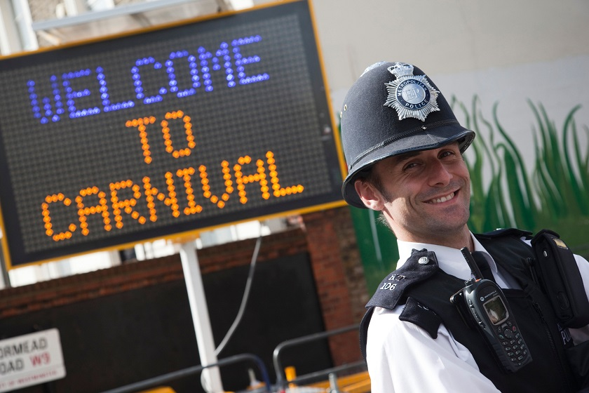 Andrew Hillier - Director of Communications, Notting Hill Carnival