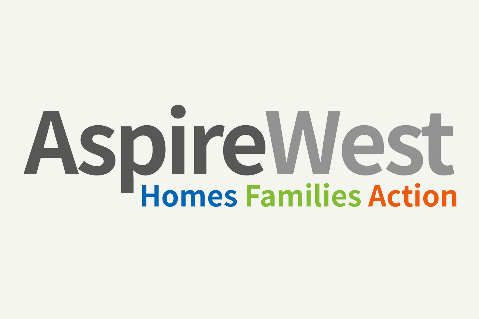 AspireWest Corporate ID, communications strategy and branding by Hillier Consulting