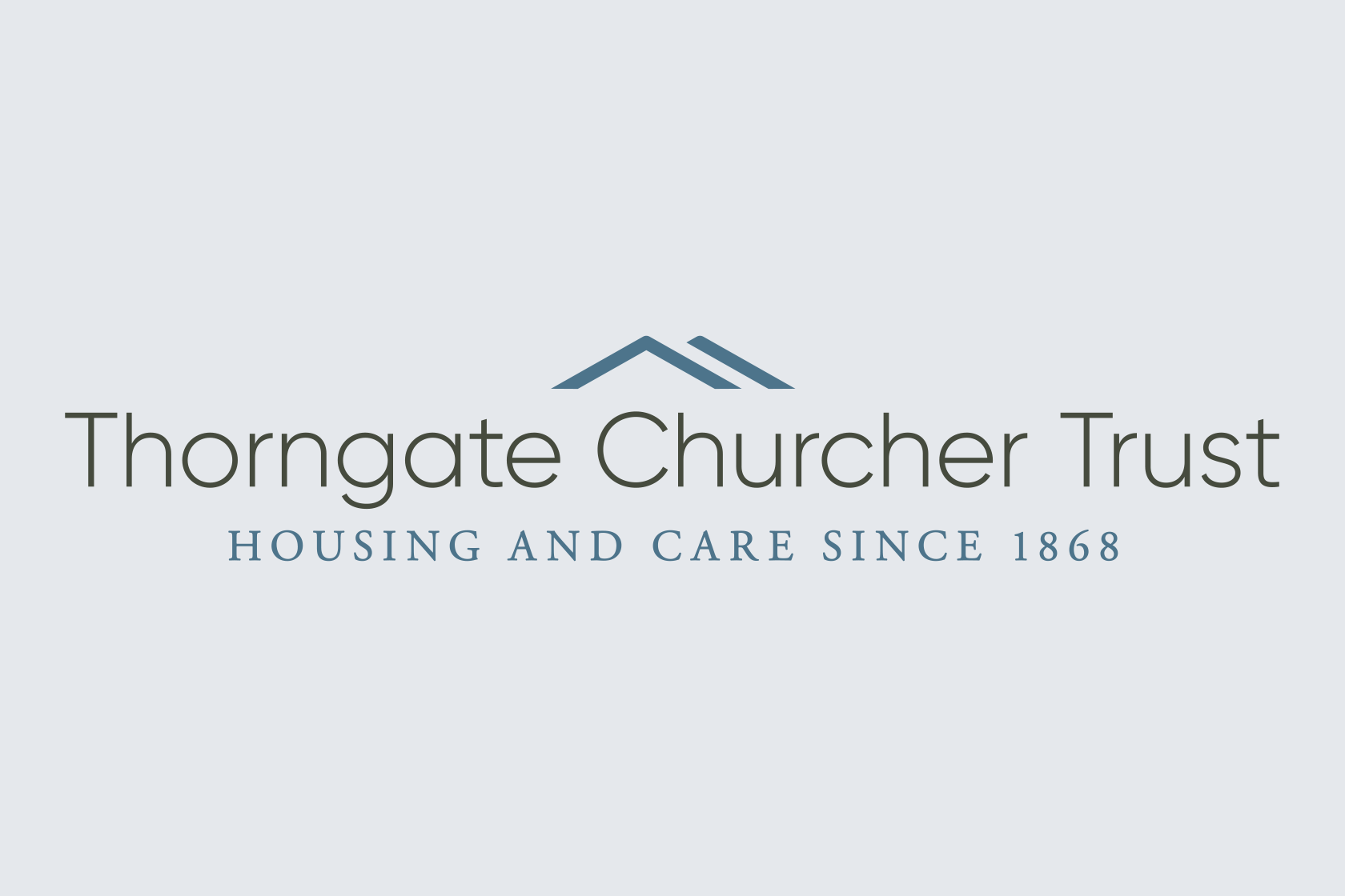 Hillier Consulting designed the Thorngate Churcher Trust corporate identity and Thorngate Living brand as part of the charity's complete corporate communications, marketing and public affairs strategy